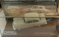 """DIE CAST """" OPEL OLYMPIA REKORD 1953 - 1955 """" OPEL COLLECTION SCALA 1/43"""
