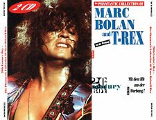 (2CD's) Marc Bolan & T. Rex - The Phantastic Collection - 20th Century Boy, u.a.