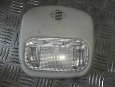 2005 PEUGEOT 407 SALOON FRONT INTERIOR ROOF READING COURTESY LIGHT 9636696977