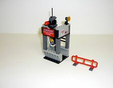 KRE-O GI JOE CHECK POINT ALPHA Mini Action Figure Playset Kreo Kreon COMPLETE