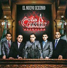 1 CENT CD El Nuevo Sexenio - Los Cuates de Sinaloa