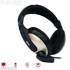 Computer PC Headphones Headset with Noise Canceling Mic