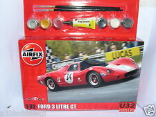 AIRFIX A55308 KIT 1/32 FORD 3LITRES GT  #34     MB