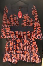 BNWT Hippy boho festival dress/tunic  by Culture Size 8 Ethnic Print
