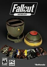 Fallout Anthology: Mini Nuke Collector's Edition [PC-DVD Computer, 6 Games] NEW