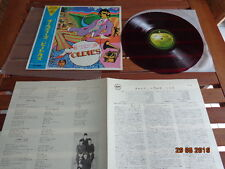 "THE BEATLES ""OLDIES"" - LP JAPAN + OBI + INSERTS - RED WAX - AP8016"