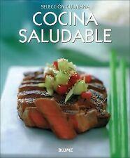 Cocina saludable (Selección culinaria) (Spanish Edition)-ExLibrary