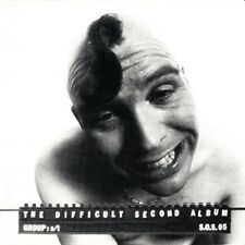 S/T The Difficult Second Album 12 track 1995 cd aka Mister Miller Martin Brauner