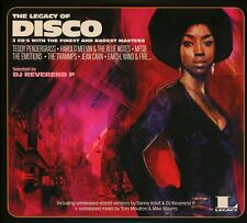 "THE LEGACY OF DISCO 2016 3CD 30 x 12"" Mixes Melba Moore,Trammps,MFSB,The O'Jays"