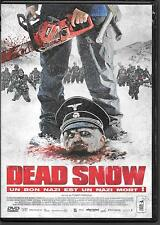 DVD ZONE 2--DEAD SNOW--TOMMY WIRKOLA