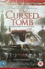 The Cursed Tomb (DVD)2016 horror,new sealed