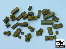 British equipment accessories set, T48026, BLACK DOG, 1:48