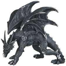 STALK in BLACK   Black Dragon  Statue figurine  H5.25""