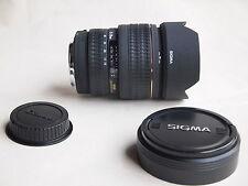 Ajuste de Canon Sigma 15 - 30 mm f3.5 - 4.5 EX DG lente AF de fotograma completo 5D 6D 7D 1D