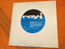 """RAY J - Everything You Want - 1997 US PROMO 12"""" Vinyl 7 mixes RnB/HIP HOP - EXC+"""