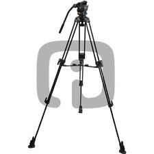 Fancier  Treppiede Video FC-370A 1,8mt con Testa Fluida FC-03H