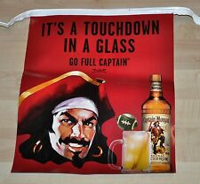Große Captain Morgan USA Wimpel 7,5 m Girlande Flaggen Partykette Party Kette