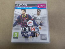 PS3 playstation 3 Pal Game FIFA 14 with Box Instructions