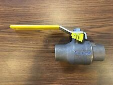 "APOLLO 1-1/2"" BRONZE BALL VALVE. 70-247-01. BRZ. 316SS BALL"