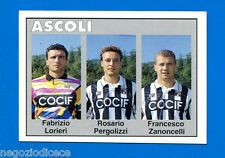 AIC Calciatori 1992-93 - Figurina-Sticker n. 321 - ASCOLI -New