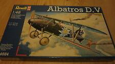 Revell 04684 albatros d. v échelle 1/48.