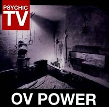 PSYCHIC TV (Genesis P-Orridge) - Ov Power (Live) CD [WR]