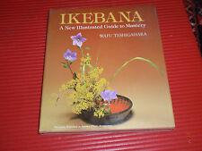 VINTAGE BOOK IKEBANA  FLOWER ARRANGING 1966 TESHIGAHARA
