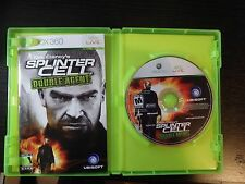 Splinter Cell Double Agent xbox 360 Action/Adventure