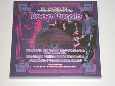 DEEP PURPLE  Concerto For Group & Orchestra  3LP SEALED 180g box set