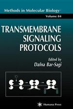 Transmembrane Signaling Protocols (Methods in Molecular Biology)-ExLibrary