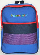 Samosonite Backpack Small Travel Luggage For Tablet Toiletry Or Carry On