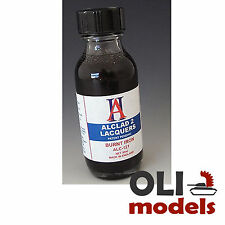 Burnt Iron Lacquer 1oz Bottle - ALCLAD II LACQUER 121