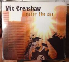 Mic Crenshaw Under The Sun RARE Oop Hungry Mob Cool Nutz Conscious Hip Hop