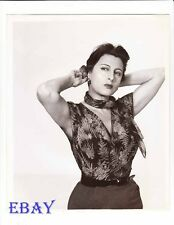 Anna Magnani busty sexy VINTAGE Photo