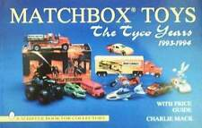 BOEK/BOOK/LIVRE/BUCH : MATCHBOX TOYS - The Tyco Years 1993-1994 diecast