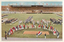 Harry Dénis Olympic Oath Football Netherlands 1928 OLYMPIC GAMES CARD 1936