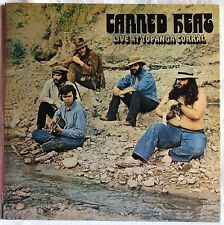CANNED HEAT LIVE AT TOPANGA CORRAL LP 180g AKARMA