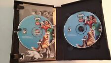 The Sims 2 Pets Expansion Pack PC CD-Rom game in original case w/ manual