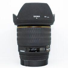*SALE*Sigma EX 24mm f/1.8 ASP EX DG Macro Lens For Minolta/ Sony+uv filter