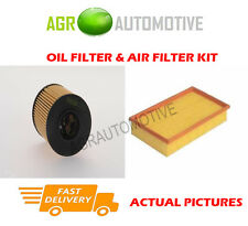 DIESEL SERVICE KIT OIL AIR FILTER FOR FORD FOCUS C-MAX 2.0 136 BHP 2003-07