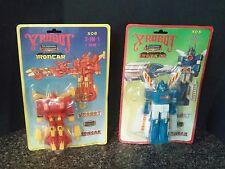 "Vintage Robot VRobot IronCar Transformers KO - MoC - 4"""