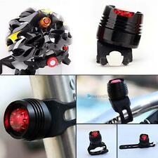 Led Bicycle Cycling Front Rear Tail Helmet Safe Flash Light Warning Lamp #A TR