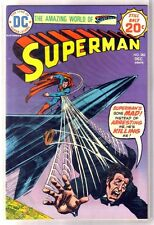 SUPERMAN #282 Sup's Gone Mad! DC Comic Book ~ VF-