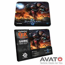 SteelSeries QcK StarCraft II Marauder Edition Gaming Mousepad Mauspad *NEU*