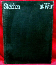 Two Books; Steichen at War; Modern Combat and Commerical Aircraft