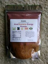 ACAI AND GUARANA SPECIAL BLEND ENERGY BLAST SUPERFOOD  8 OZ by Puro Brazil
