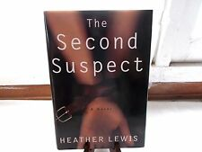 The Second Suspect by Heather Lewis (1998, Hardcover) First Edition