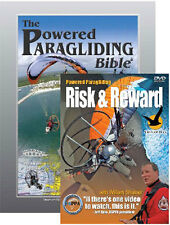 PPG Combo - Risk & Reward DVD and PPG Bible for Powered Paragliding, Paramotor