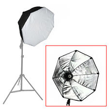 31-Inch/80cm Octagonal SoftBox with E27 Socket for Photo Strobe Studio