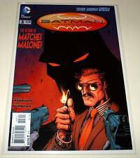 BATMAN INCORPORATED # 3  DC Comic  Sept 2012  VFN  Matches Malone